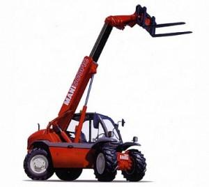 MT 523 All Terrain Forklift Telehandler