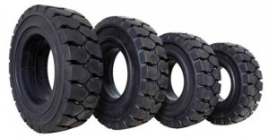 Solid Tyres Sales & Onsite Fitting
