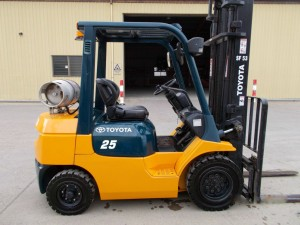 Toyota Forklift SF53
