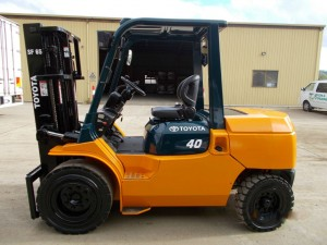 Toyota Forklift SF65