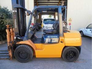 Toyota Forklift SF73