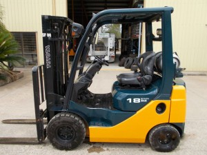 Toyota Forklift SF88