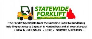 Statewide Forklift Specialist