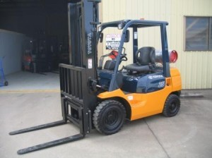 Toyota Hire Forklift 1
