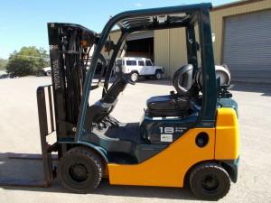 Hire Forklift 115
