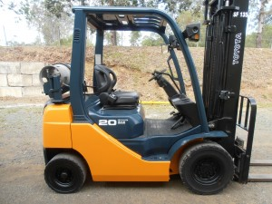 Toyota Hire Forklift 135