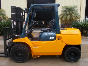 Toyota Hire Forklift 65