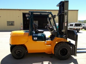 Toyota Hire Forklift 79