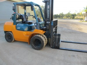 Toyota Hire Forklift 84