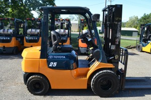 Toyota Hire Forklift 93